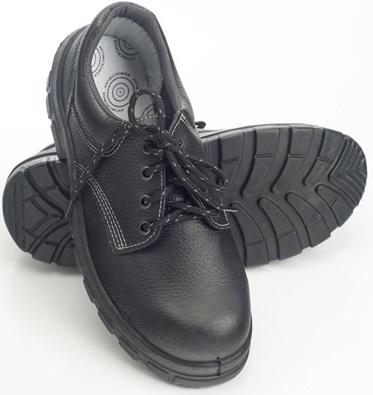 Sapato (Bracol) Monodensidade | Amarril | Biqueira de Aço ou PVC