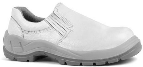 Sapato (Bracol) Bidensidade | Cor: Branco | Biqueira de Aço ou PVC
