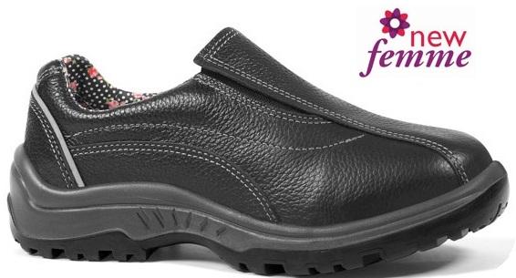 Sapato (Bracol) | FEMME Elástico | Sem biqueira