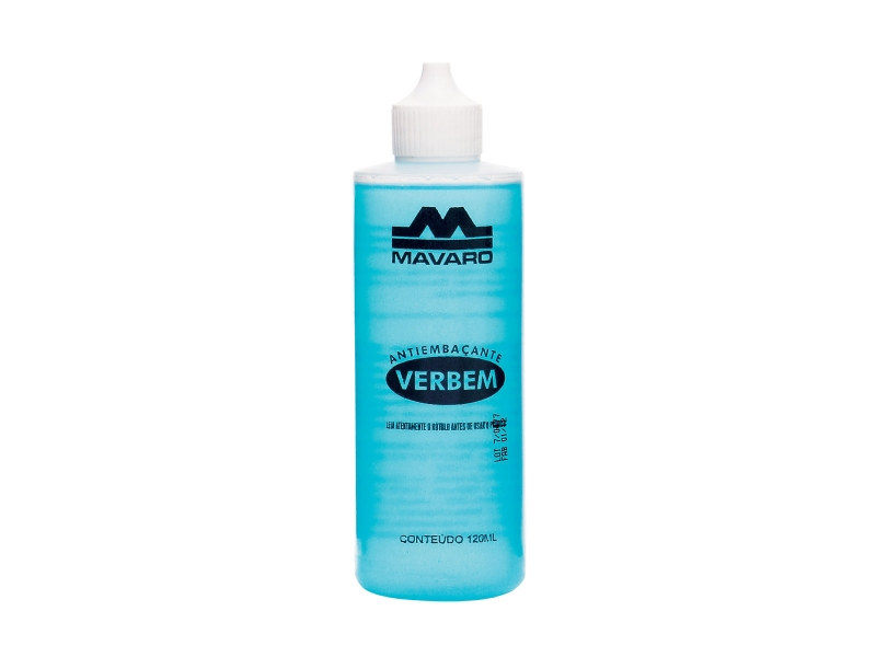 Liquido VerBem  (Mavaro) Antiembaçante, antiestático e desengordurante.