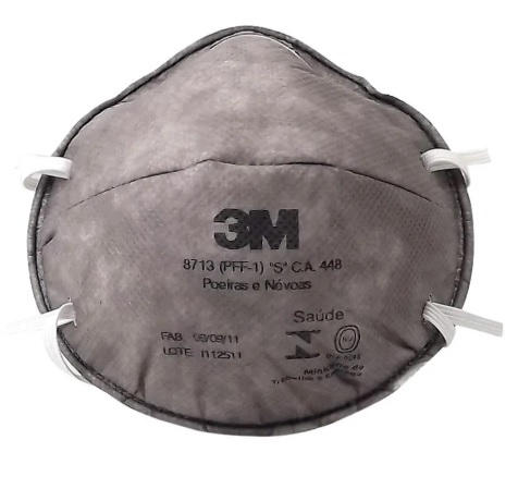 Respirador | 3M | Ref.8713