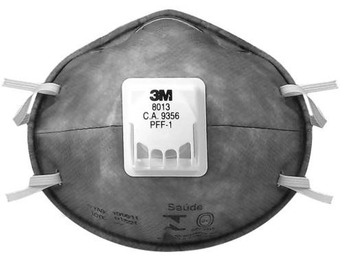 Respirador | 3M | Ref.8013