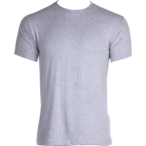 Camiseta de Malha | Mesclada