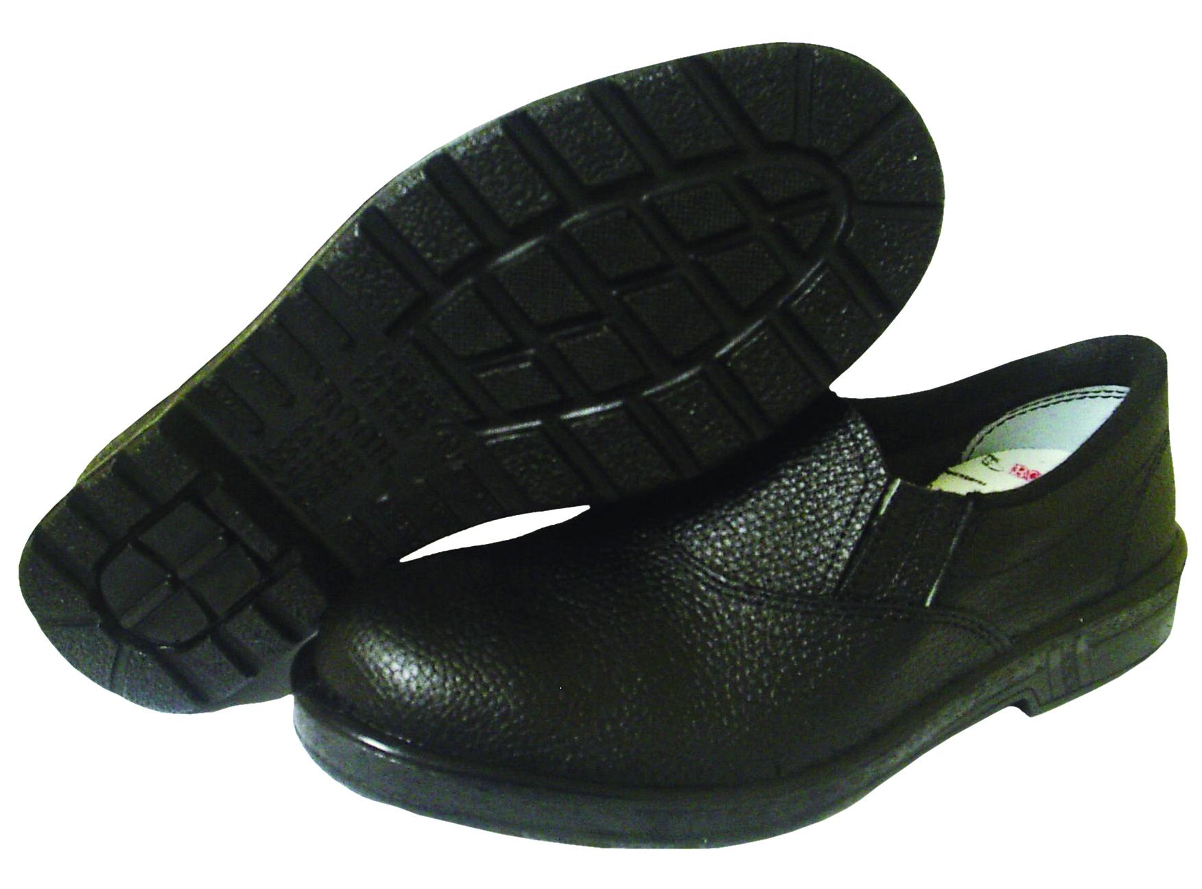Sapato (Rogil) Monodensidade   Sem biqueira ou biqueira de Aço