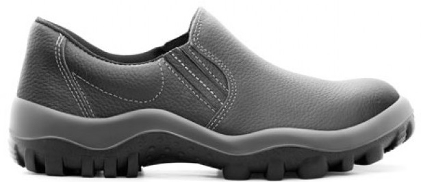 Sapato (Safetline) Elástico   Bidensidade   Biqueira de Aço ou PVC
