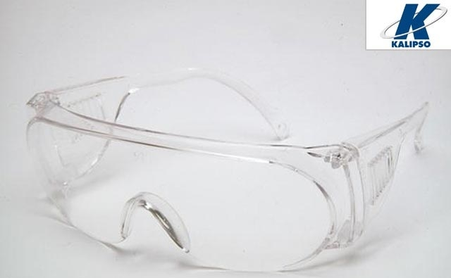 Óculos de Segurança - Kalipso - Modelo: Panda