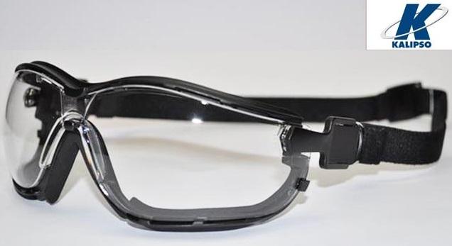 Óculos de Segurança - Kalipso - Modelo: Tahiti