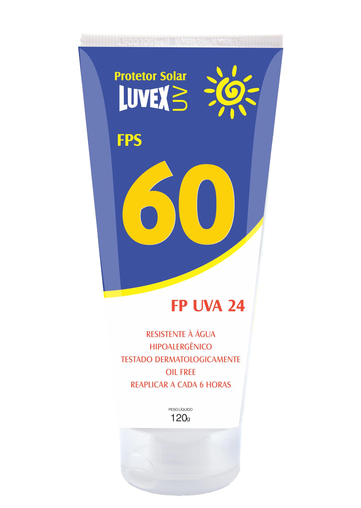 Creme (Luvex) Solar FPS 60