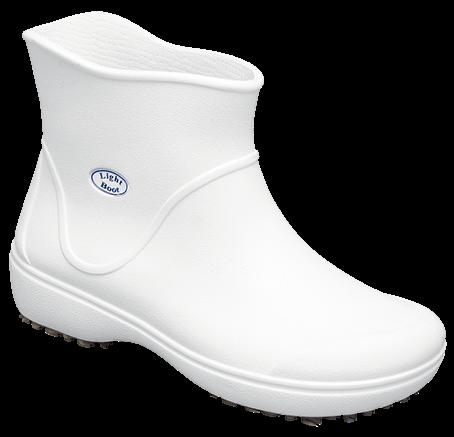 Bota (SoftWorks) Light Boot - Branca ou Preta