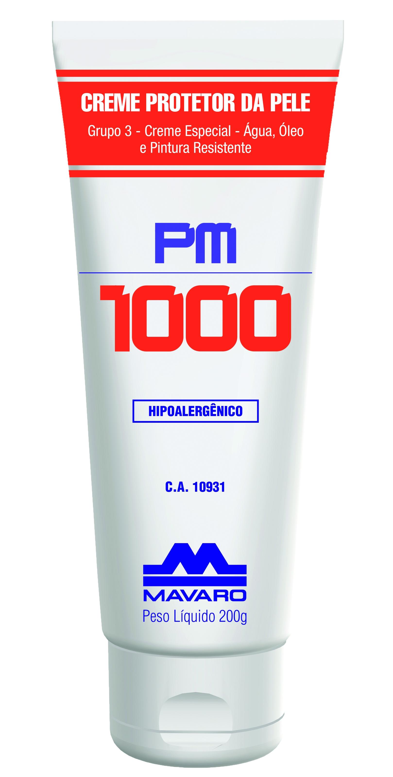 Creme de Proteção (Mavaro) PM1000 - CA10931