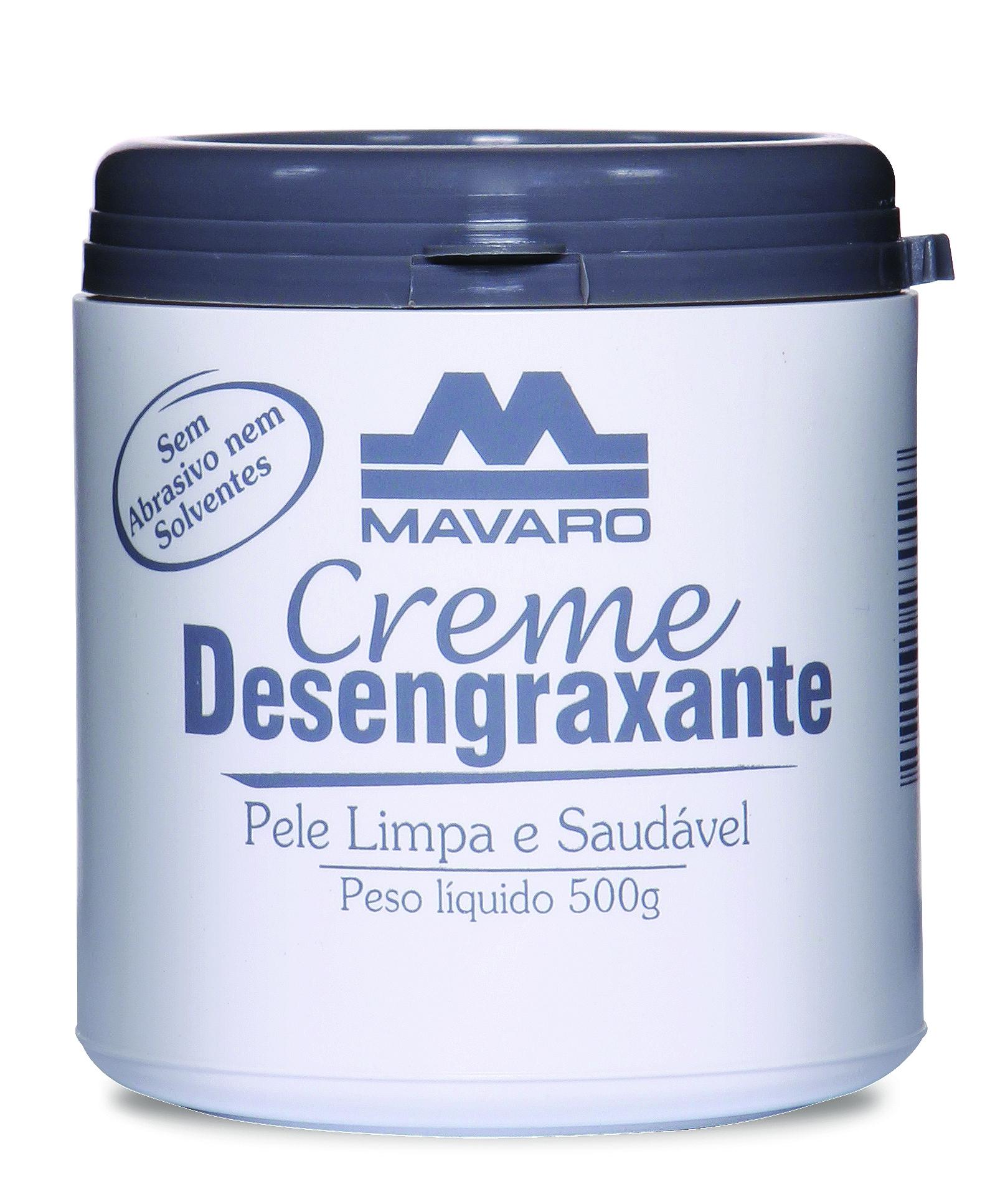 Creme Desengraxante (Mavaro) 500grs