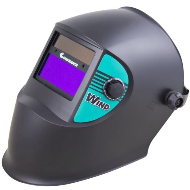 Mascara de Solda Escurecimento Automático