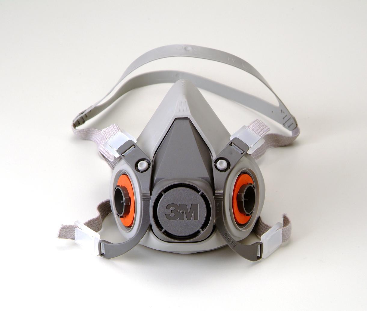 Respirador   3M   Ref.6200