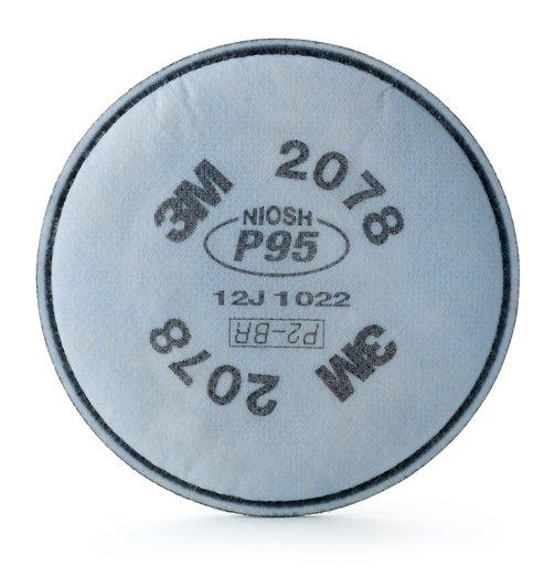 Filtro   3M   Ref.2078 VO/GA