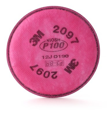 Filtro   3M   Ref. 2097 VO