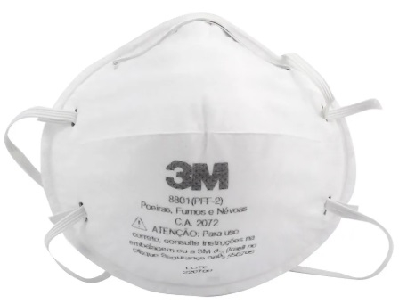 Respirador   3M   Ref.8801