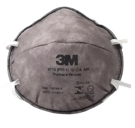 Respirador   3M   Ref.8713