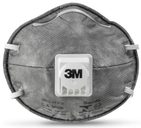 Respirador   3M   Ref.8023