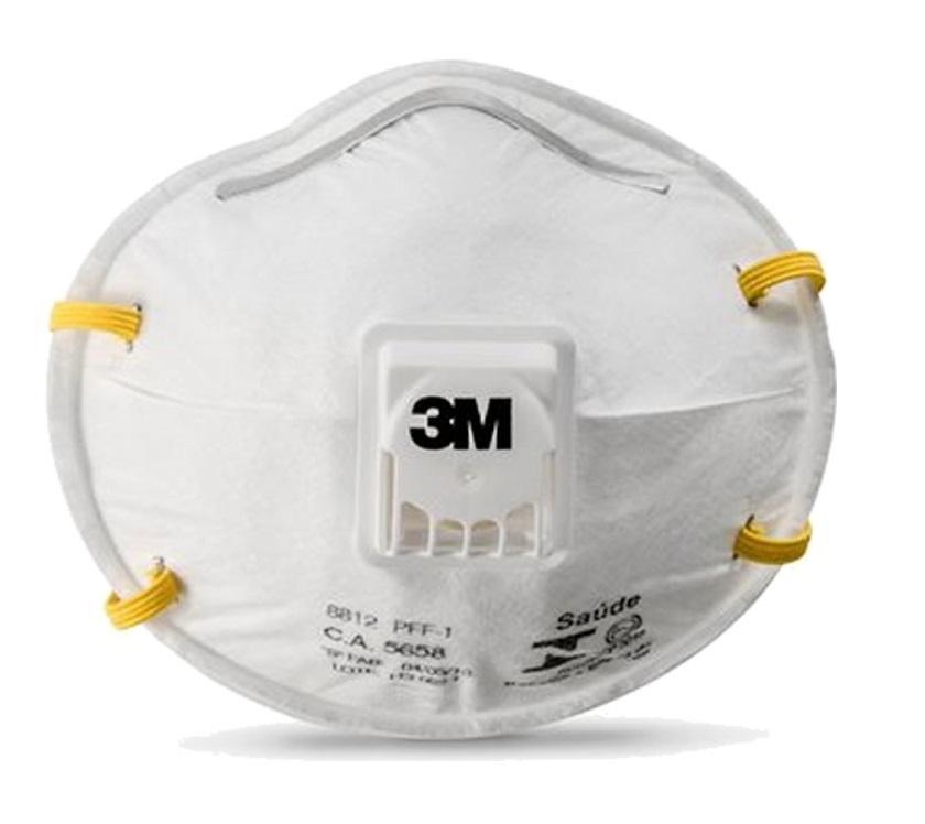 Respirador   3M   Ref.8812