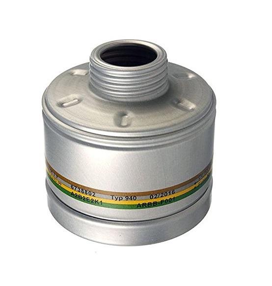 Cartucho   Air Safety   9000 A2B2E2K1   Formol