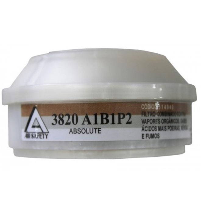 Cartucho   Air Safety   3820A1B1P2