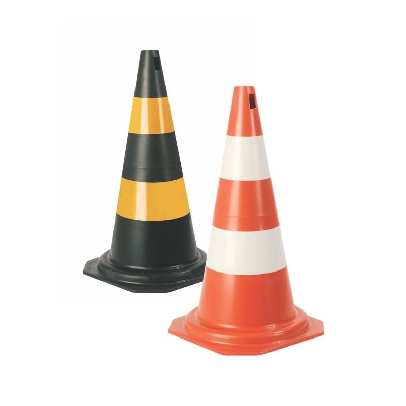 Cone | PVC | Rígido | 50 cm ou 75 cm