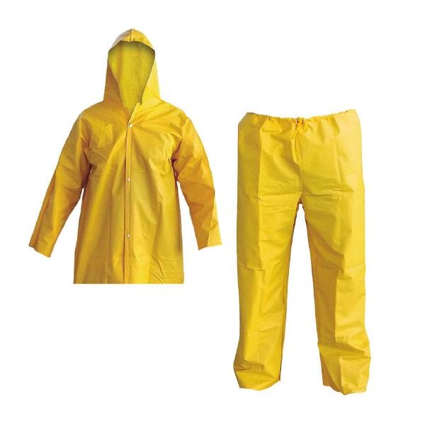 Conjunto de PVC   Amarelo