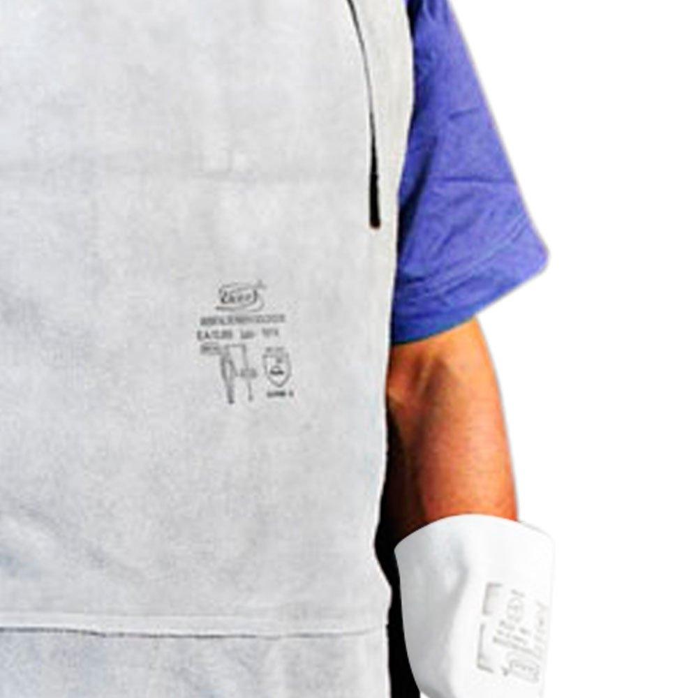 Avental de Raspa   com emendas   Tipo Frontal